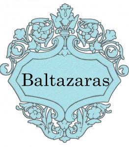 Vardas Baltazaras