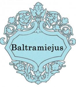 Vardas Baltramiejus