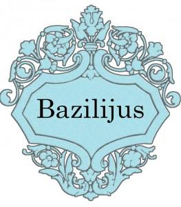 Vardas Bazilijus