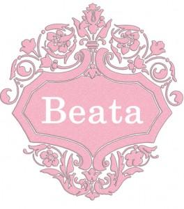 Vardas Beata