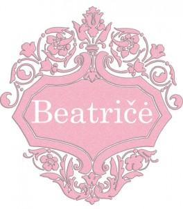 Vardas Beatričė