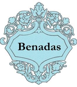 Benadas