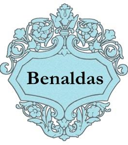 Benaldas