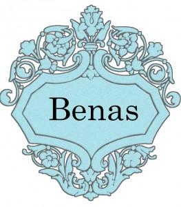 Vardas Benas