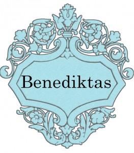 Vardas Benediktas