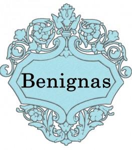 Vardas Benignas