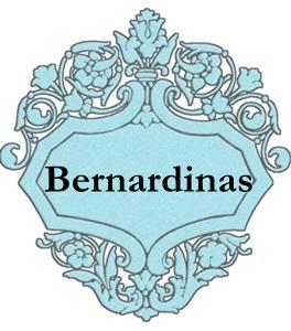 Bernardinas