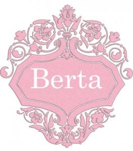 Vardas Berta