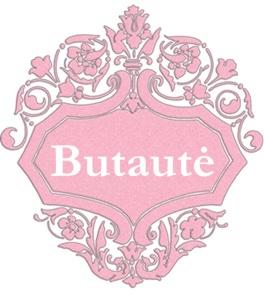 Butautė