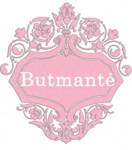 Vardas Butmantė
