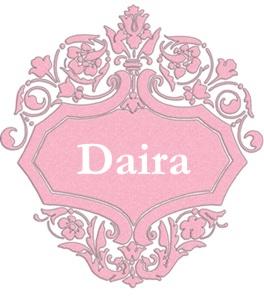 Daira