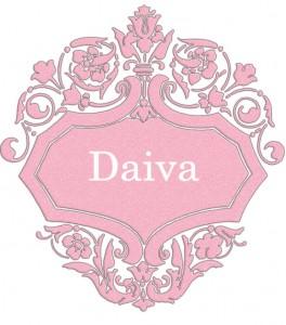 Vardas Daiva