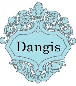 Vardfas Dangis