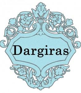 Vardas Dargiras