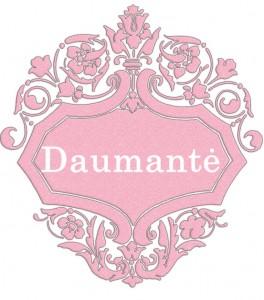 Vardas Daumantė