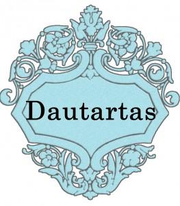 Dautartas