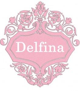 Vardas Delfina