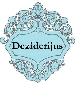 Deziderijus