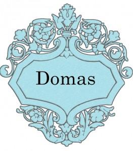 Vardas Domas