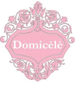 Domicėlė