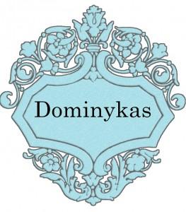 Vardas Dominykas
