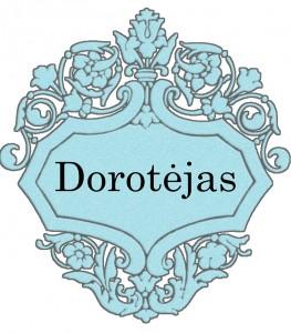 Vardas Dorotėjas