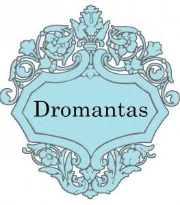 Vardas Dromantas