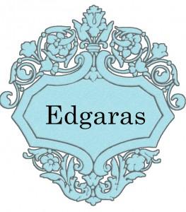 Vardas Edgaras