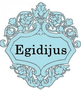 Vardas Egidijus