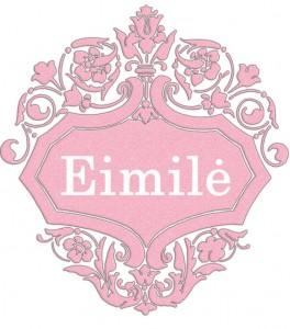 Eimilė