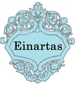 Einartas