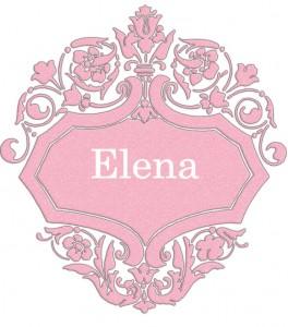 Vardas Elena