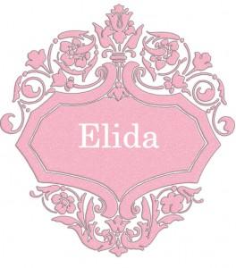 Vardas Elida