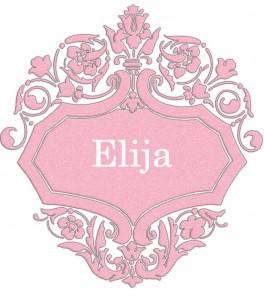 Vardas Elija