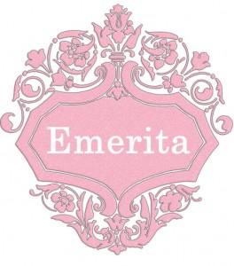 Vardas Emerita