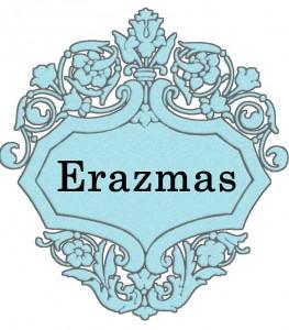 Vardas Erazmas