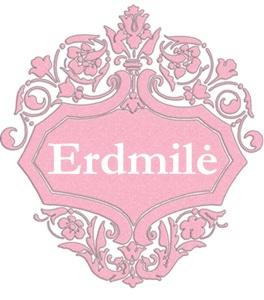Erdmilė