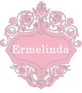 Vardas Ermelinda