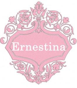 Vardas Ernestina