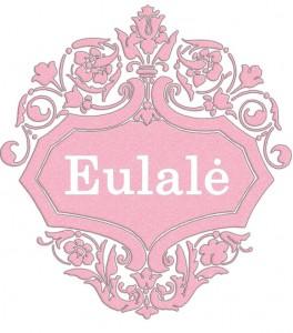 Vardas Eulalė