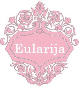 Eularija
