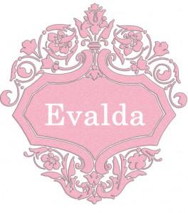 Vardas Evalda