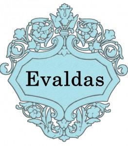 Vardas Evaldas