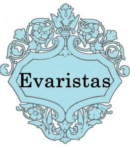 Vardas Evaristas