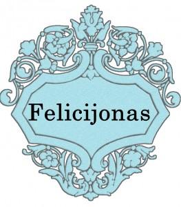Vardas Felicijonas