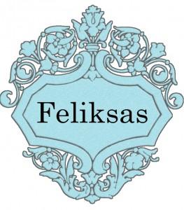 Vardas Feliksas