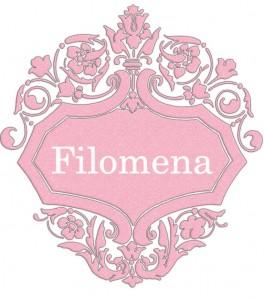 Vardas Filomena