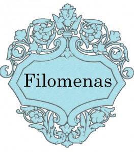 Vardas Filomenas