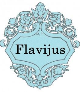 Vardas Flavijus