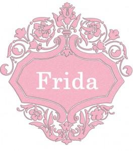 Vardas Frida